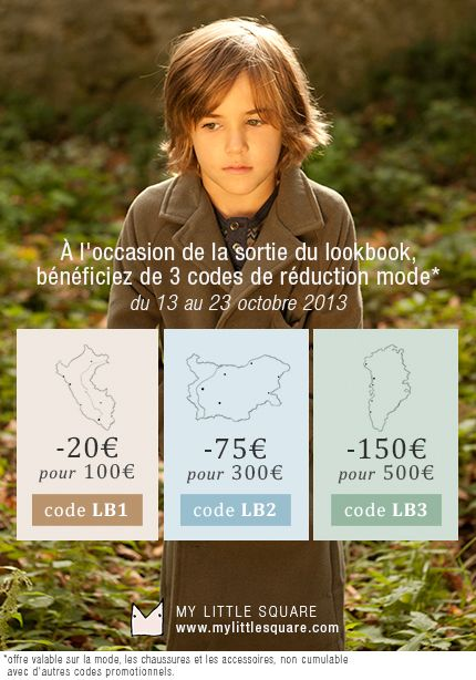 Bobo choses - Code promo little marcel frais de port ...