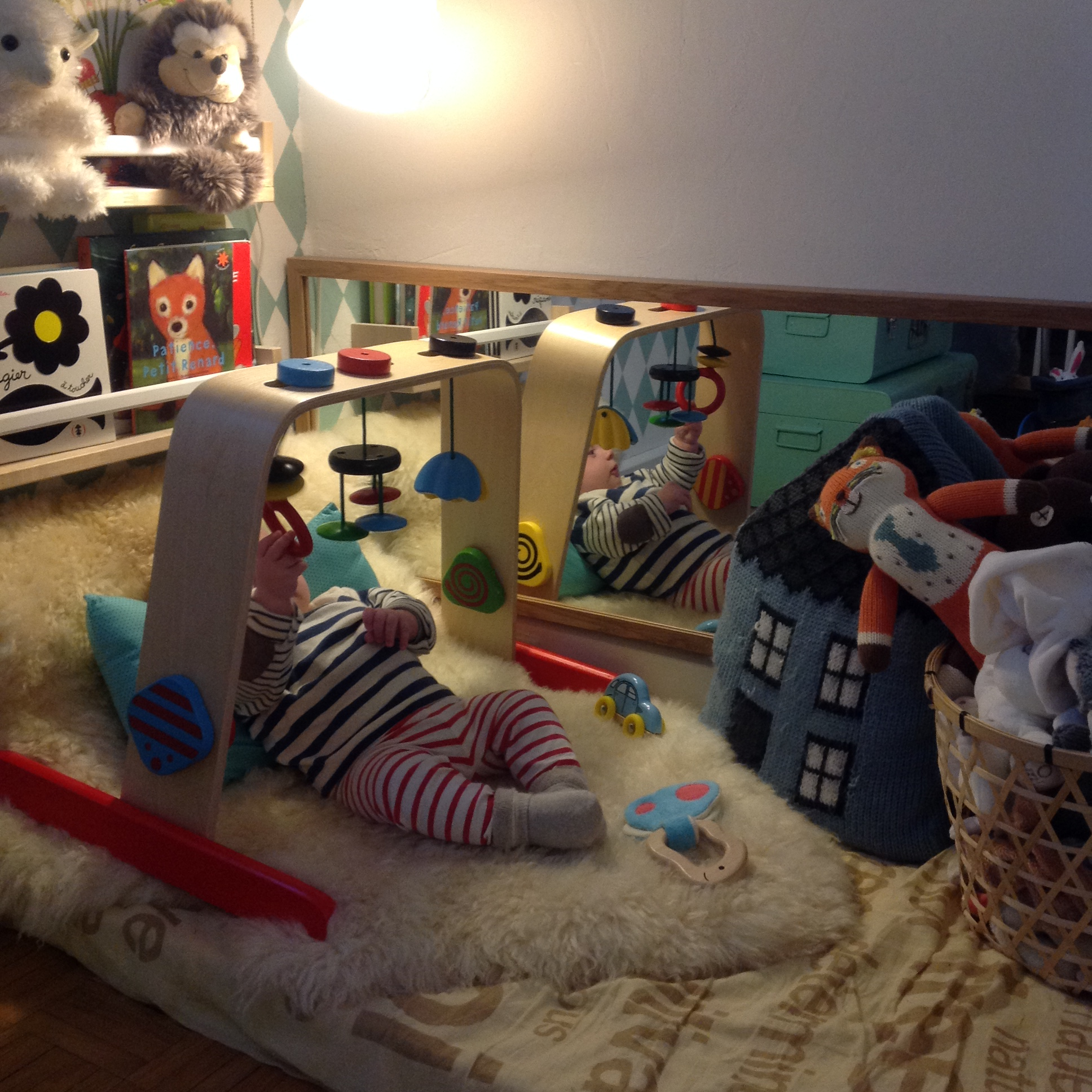 Jouet Bebe 3 Mois Montessori