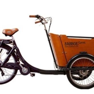 BABBOE CURVE électrique 2499€