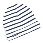 BONNET DE QUART, à rayures blanc/navy, SAINT JAMES,  13€