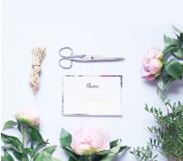 La box Fleurs de saison BLOOM'S à partir de 26,99€.