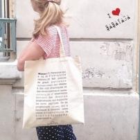 Le tote bag « maman » BABAYAGA 9€