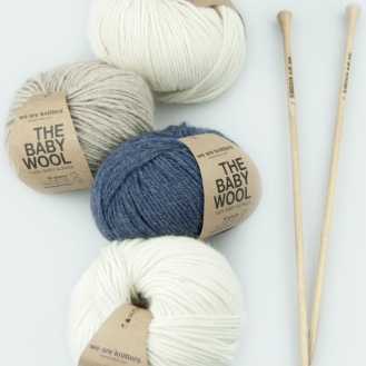 Kit de laine WE ARE KNITTERS à partir de 20€